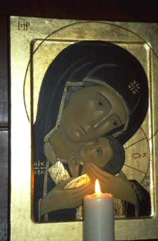 Carthusian Mary 2
